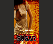 Sugar at Club St. Croix Every Thursday - Club St Croix Graphic Designs