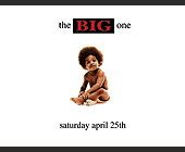 The Big One at Club KGB - Nightclub
