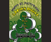 Happy St. Pattys Day at Bermuda Bar - Nightclub