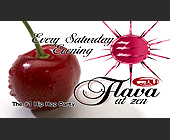 Flava Saturdays at Club Zen - tagged with cherry