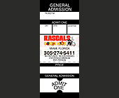 Rascals Comedy Club Tickets - Comedy Graphic Designs