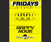 Happy Hour Fridays at Mad Jacks - tagged with happy