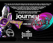 Journey The Untold Story at Salvation - tagged with Robot