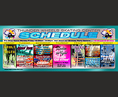 Thunder Wheels Skating Center Weekly Schedule - tagged with south florida