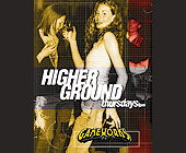 Higher Ground at Gameworks - tagged with live performance by