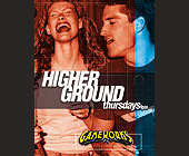 Higher Ground at Gameworks - tagged with 10 minimum card purchase