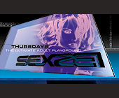 SexZei IP Access at Club Zei - Club Zei Graphic Designs