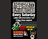 Mission to Planet Reggae - Rascals Graphic Designs