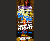 Diamonds and Pearls at The Chili Pepper - Flyer Printing