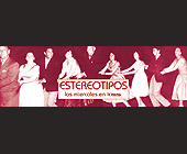 Estereotipos En Kiss - 2125x688 graphic design