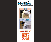 My Bidet Featured at Home Depot - Flyer Printing