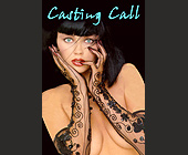Casting Call for National Adult Magazine - tagged with lace