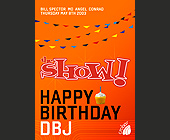 Happy Birthday DBJ - tagged with cedric gervais
