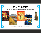 Fine Arts and Antiques - West Palm Beach Graphic Designs