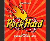 Hard Rock - Casino Graphic Designs