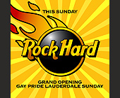 Rock Hard - Casino Graphic Designs