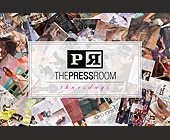 The Press Room Thursdays  - tagged with thursdays