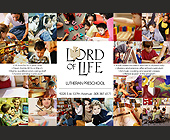 Lord of Life - Childcare Graphic Designs