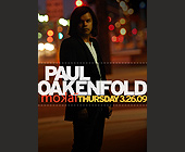 Paul Oakenfold at Mokai - created March 2009
