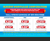 Nugent Mortgage Corporation - tagged with call