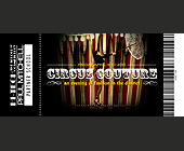 Circus Couture - tagged with curtains