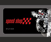 Speed Shop - created April 2011