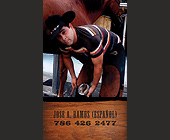 Jose A. Ramos  - tagged with cowboy