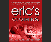 Eric's Clothing Red Bank - tagged with theory