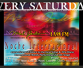 Every Saturday Noche Internacional - created July 29, 2013