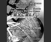 Excel Communications at Club 609 - tagged with 3.5 x 4